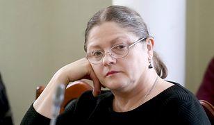 """Krystyna Pawłowicz: grożą mi: """"Będziesz wisieć"""", """"Odstrzelimy cię"""""""