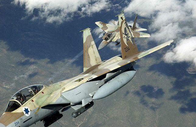 Izraelska armia podała, że zaatakowała obiekty szkoleniowe Hamasu