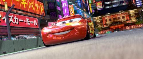 """""""Auta 2"""" fot. Pixar"""