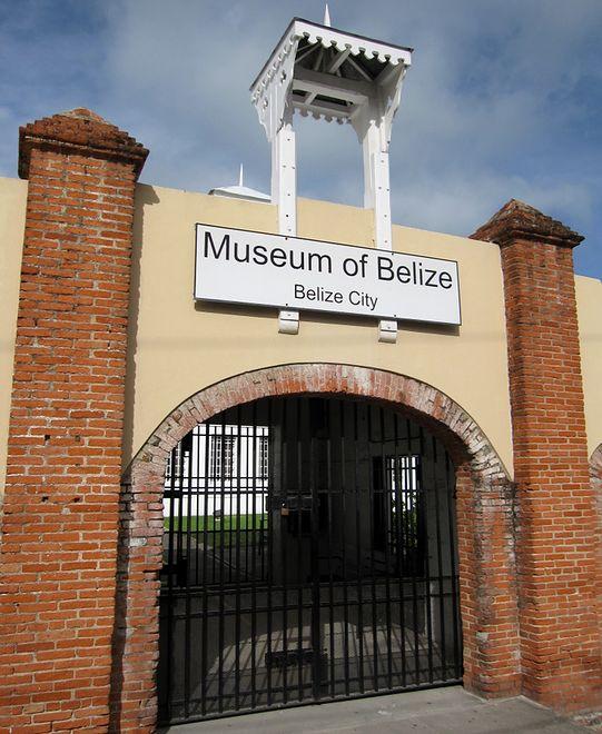 Drugie życie dawnych więzień - Museum of Belize