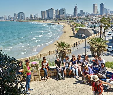 Polacy masowo odwiedzają Izrael. Padł rekord liczby turystów