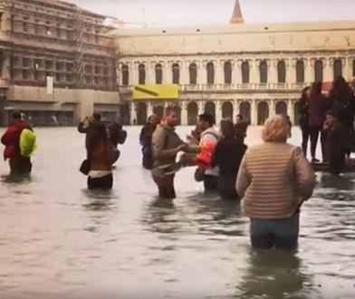 75 proc. Wenecji pod wodą. Zdjęcia historycznej powodzi