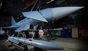 Broń, która powstrzyma samoloty Putina - nie da się przed nią uciec