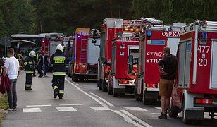 Kikity. Wypadek awionetki koło Jeziora Luterskiego na Mazurach. Nie żyją dwie osoby