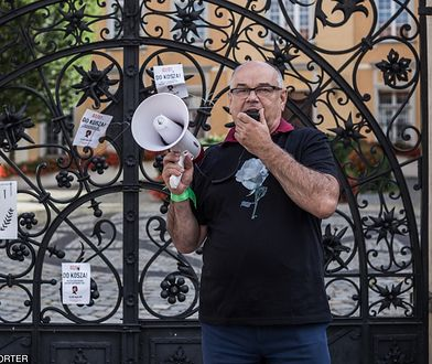 Płk Adam Mazguła wezwany na policję. Za ostre słowa o Jarosławie Kaczyńskim
