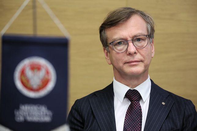 Koronawirus w Polsce. Profesor Mirosław Wielgoś: sytuacja w szpitalach będzie się pogarszać