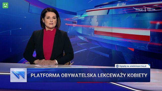 """Tym razem Tuskowi dostało się za """"lekceważenie kobiet"""""""