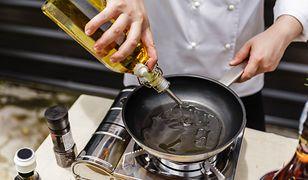 Gotowanie na dobrej patelni to prawdziwa przyjemność