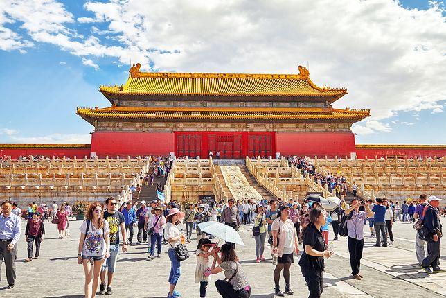 Chiny. Poznaj zwroty pomocne w podróży
