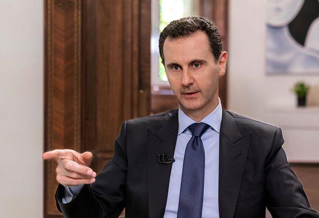 Wojna w Syrii. Baszar al-Asad zapowiada odepchnięcie tureckiej ofensywy