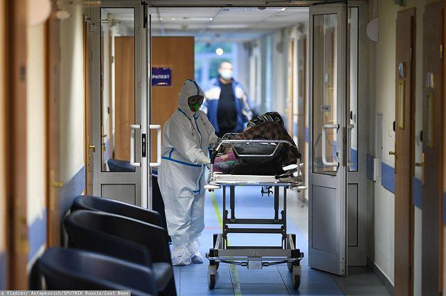 Koronawirus. We Włoszech zmarł mężczyzna zakażony przez 250 dni