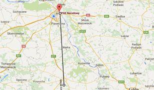 Na Mapach Google łatwo sprawdzisz, czy w Twojej okolicy obowiązuje zakaz lotów dronów