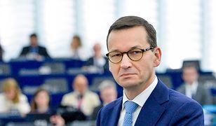 """Jarosław Kaczyński znów miał rację? """"Mateusz Morawiecki oczarował unijne elity"""" - pisze """"Politico"""""""
