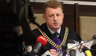 Sędzia Jarosław Mazurek