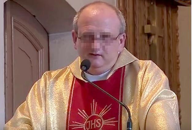 Tajemnicze zniknięcie proboszcza parafii w Dłutowie.