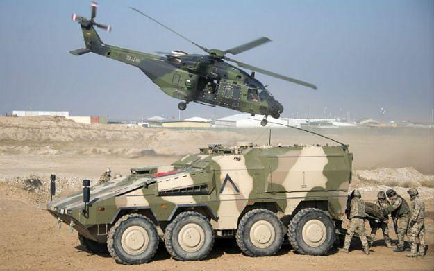 Niemcy dołączą do operacji antyterrorystycznej w Syrii