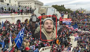 USA. Polak Karol Ch. zatrzymany pod zarzutem ataku na Kapitol