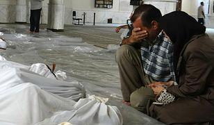Syryjska broń chemiczna może być zniszczona na morzu - ocenia OPCW