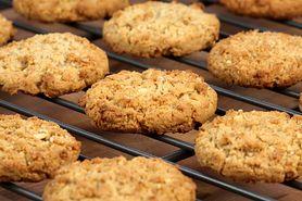 Przepis na ciasteczka owsiane - składniki, sposób przygotowania, wartość odżywcza, komentarz