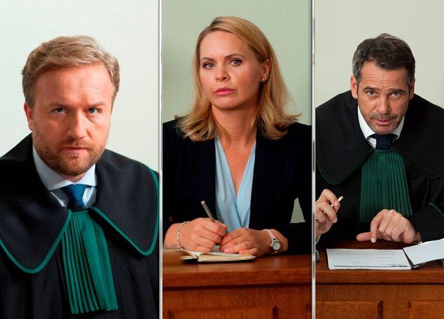 """""""Przyjaciółki"""", odcinek 8 sezon 8, 20.10.2016: Anka i Paweł twarzą w twarz w sądzie"""