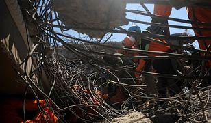 Wciąż rośnie bilans ofiar tsunami w Indonezji
