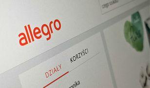 Allegro oferuje nagrody za znalezienie luki