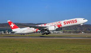 Linie lotnicze Swiss uziemiły 29 samolotów Airbus A220