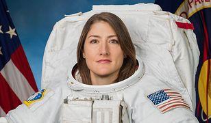 NASA. Christina Koch ma zostać na ISS 328 dni, dłużej niż jakakolwiek inna kobieta.