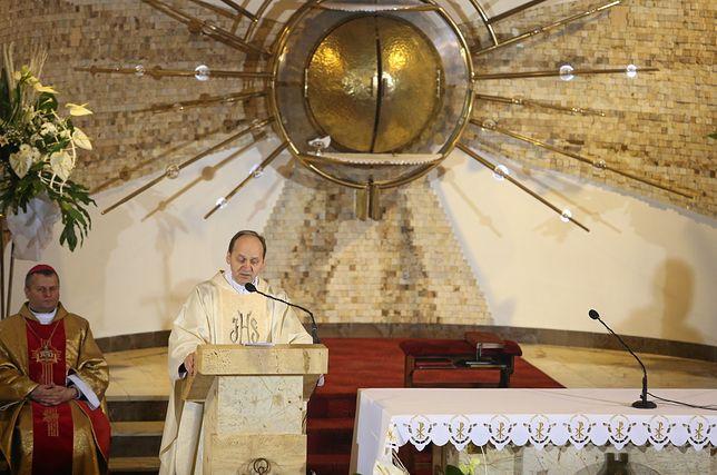 Ks. Ślusarczyk zrezygnował z funkcji biskupa pomocniczego archidiecezji krakowskiej