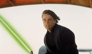 Mark Hamill jako Luke Skywalker