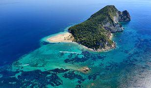 Okolice Laganas to piaszczyste plaże i rajskie wysepki