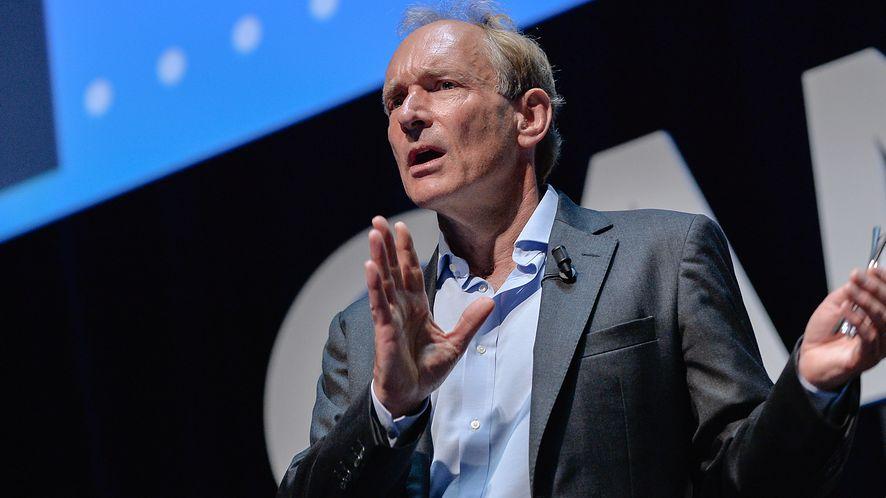 sir Tim Berners-Lee (Getty / Francois G. Durand)