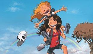 """""""Sisters, tom 10. Pełne energii"""": Sport to nie tylko zdrowie, ale i okazja do śmiechu [RECENZJA]"""