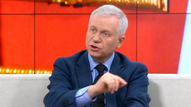 #dzieńdobryWP Marek Jurek o szkodliwej strategii PiS-u