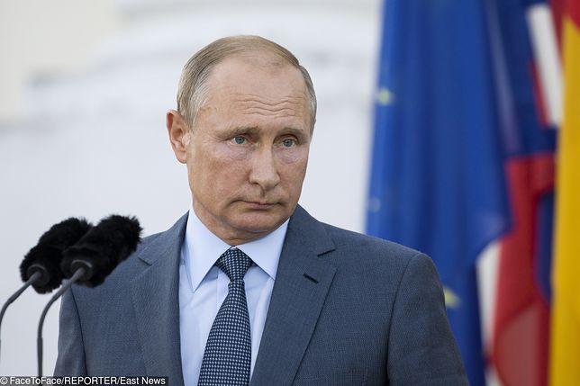 """Prezydent Rosji o otruciu Siergieja Skripala. """"Służby tego nie zrobiły, to cywile"""""""