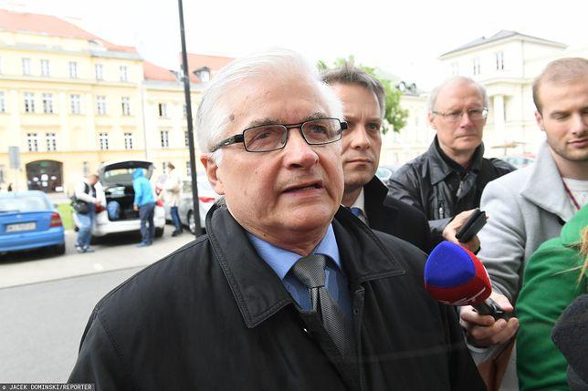 Wypadek Włodzimierza Cimoszewicza. Były premier może usłyszeć zarzuty