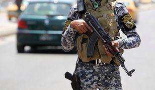 Policjant w Iraku