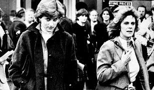 Księżna Diana i Camilla Parker Bowles na początku znajomości