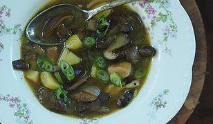 Zupa grzybowa z ziemniakami. Warto się skusić