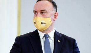 Prawa ręka Szymona Hołowni musi przeprosić. Decyzja sądu ws. partii Polska 2050