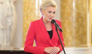 Szczepienia w Polsce. Pierwsza dama skorzysta z przywileju szczepień? Andrzej Dera wprost