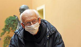 """O. Leon Knabit był zarażony koronawirusem. """"Czekałem na spotkanie z Bogiem"""""""