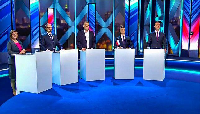 Wybory parlamentarne 2019. Debata w TVN24