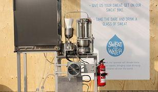 Maszyna, która zamienia pot w wodę pitną