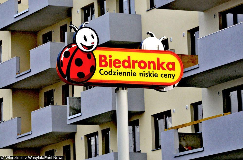 Zakaz fotografowania w Biedronce. Sieć tłumaczy, dlaczego