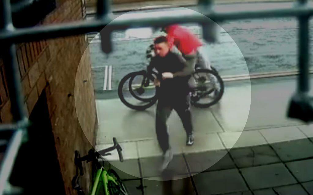 Potrzeba 17 sekund, by ukraść rower. Tym razem złodziej gorzko pożałował