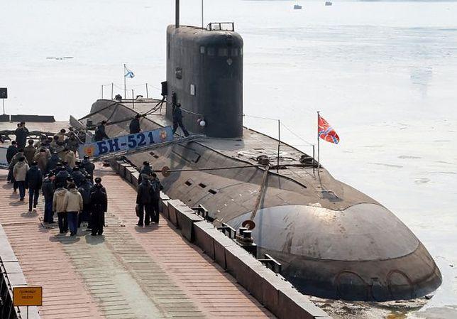Okręty podwodne projektu 877 (w kodzie NATO Kilo)