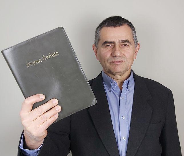 Były ksiądz Jerzy