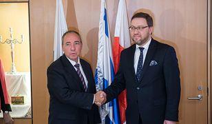 """Sprzeciw ambasady RP po słowach przedstawicielki MSZ Ukrainy. """"Trudno uwierzyć"""""""