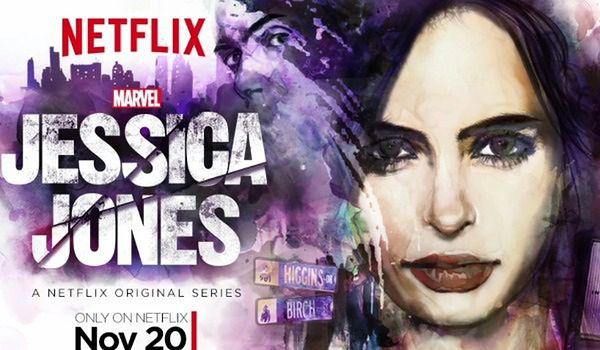 ''Jessica Jones'': Ktoś prześladuje Jessicę